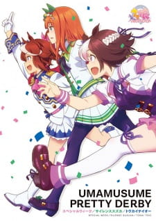 image of anime Uma Musume - Pretty Derby S2