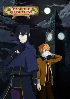 image of anime Vampire Holmes