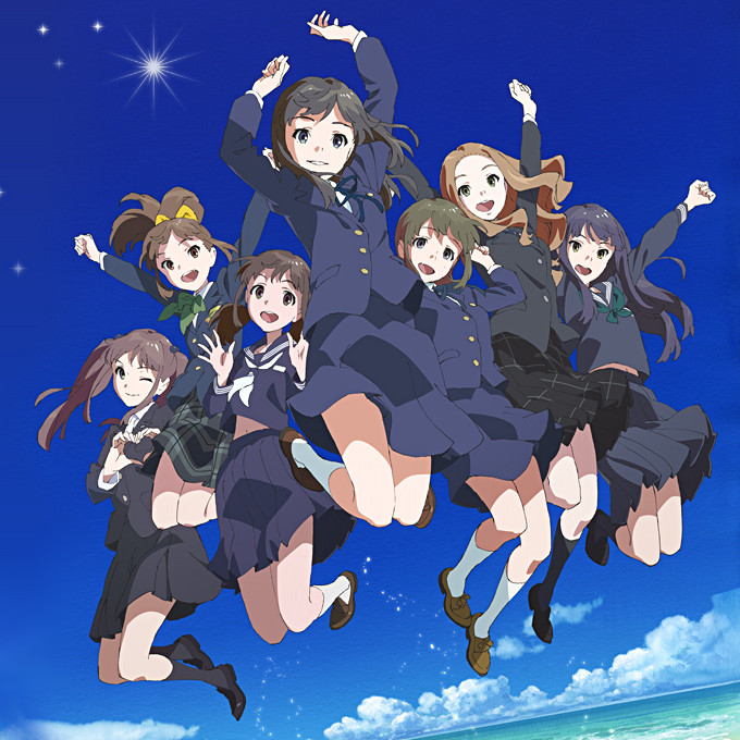 image of anime Wake Up, Girls! Shichinin no Idol - Movie