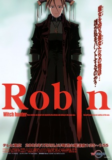 image of anime Witch Hunter Robin