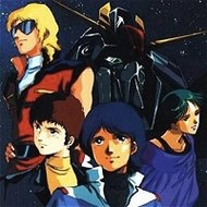 image of anime Zeta Gundam
