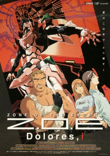 image of anime Zone Of The Enders